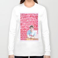 arctic monkeys Long Sleeve T-shirts featuring Bigger Boys and Stolen Sweethearts - Arctic Monkeys by Frances May K