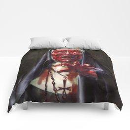 Mother Methuselah Comforters