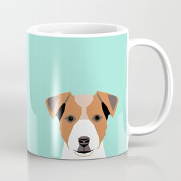 Bailey - Jack Russell Terrier phone case art print gift for dog people Jack Russell Terrier owners Coffee Mug