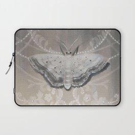 Lace Moth Laptop Sleeve