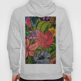 FLOWER JUNGLE Hoody