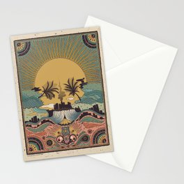 LA -Inspired by Penny Dreadful: City of Angels Stationery Cards
