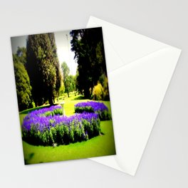 When the World wearies, there is always the Garden! Stationery Cards