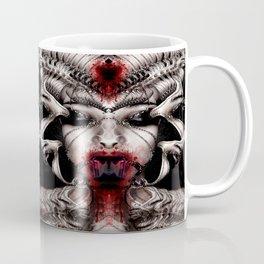 Cyber Snowhite Coffee Mug