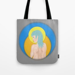 untitled once again Tote Bag