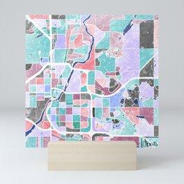 Saskatoon Mini Art Print