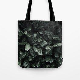 Lush Leaf Life Tote Bag