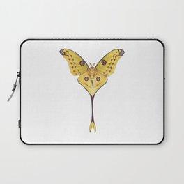 Comet moth (Argema mittrei) Laptop Sleeve