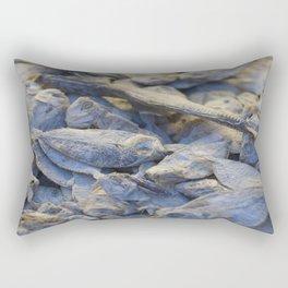 Dried Fish Rectangular Pillow