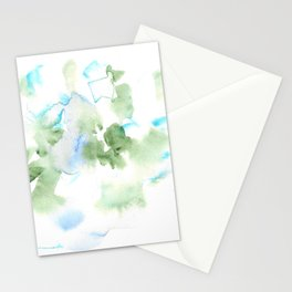 180515 Watercolour Abstract  Wp 17| Watercolor Brush Strokes Stationery Cards