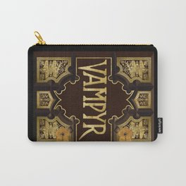 Vampyr Book -- Buffy the Vampire Slayer Carry-All Pouch