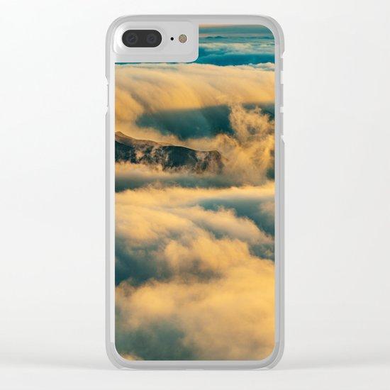 Haleakala Summit Clear iPhone Case