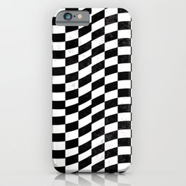 Checkered Flags iPhone Case