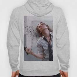 Detective Smecker From The Boondock Saints - There Was a Fire Fight Hoody