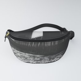 Old Orchard Beach Noir Fanny Pack
