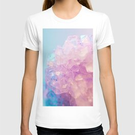Crystallized Light Colors T-shirt