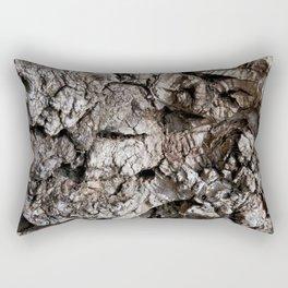 The barking tree Rectangular Pillow