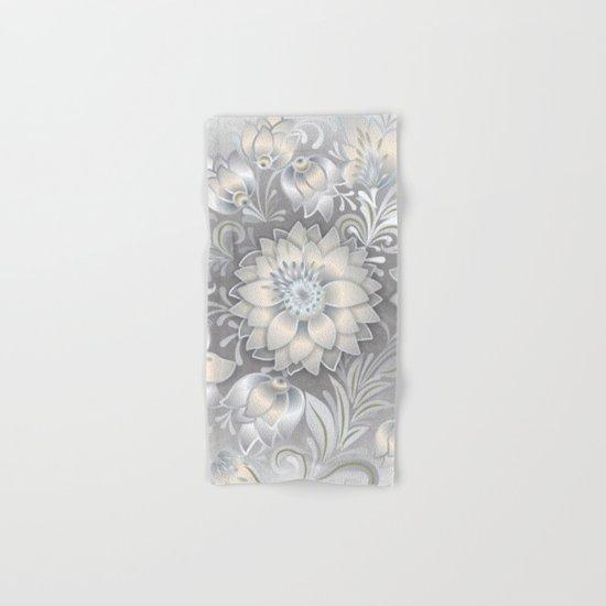 Shabby flowers #2 Hand & Bath Towel