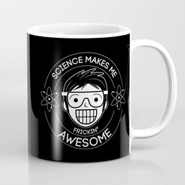 Frickin Awesome- Science Coffee Mug