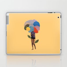 i dream of you amid the flowers Laptop & iPad Skin