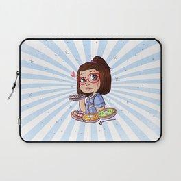 Dawn - Waitress Laptop Sleeve