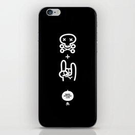 Rock & Roll II iPhone Skin