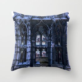 Spire Detail Throw Pillow