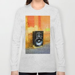 Boombox Long Sleeve T-shirt