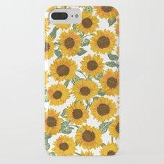 SUNNY DAYS -sunflowers- Slim Case iPhone 7 Plus