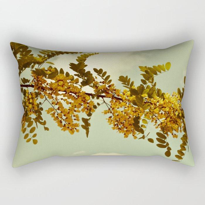 Nature Vintage Rectangular Pillow
