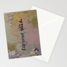 Forever Wild Stationery Cards