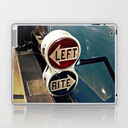 Left Rite Laptop & iPad Skin