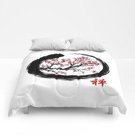 Japanese ENSO ZEN Buddhist SHIRT Comforters