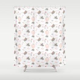 Little Elephant Shower Curtain