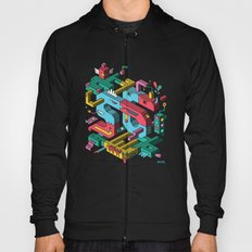 Font of all Known Ledges Hoody