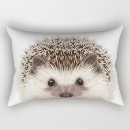 Baby Hedgehog Rectangular Pillow