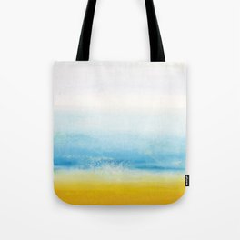 Waves and memories Tote Bag