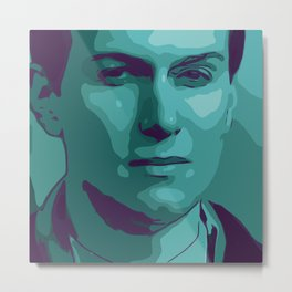 Heir to the Throne Jared Kushner Metal Print