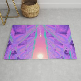 The beginning of the End Rug