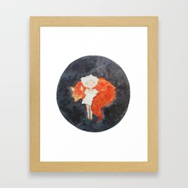 Homeward Framed Art Print