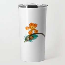 Feathery Dreams Travel Mug