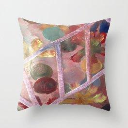 Sharona Sunset Throw Pillow