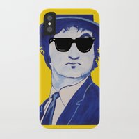 snl iPhone & iPod Cases featuring Jake Blues 1 by Rachcox