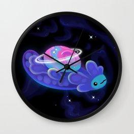 Cosmic shells Wall Clock