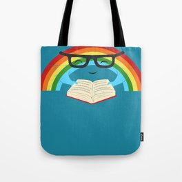 Brainbow Tote Bag