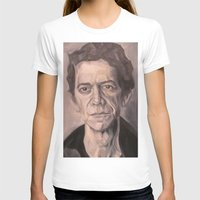 lou reed T-shirts featuring Lou by Charles Ellison