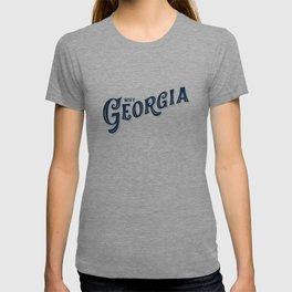 """Why Georgia"" John Mayer T-shirt"
