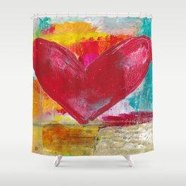 TRUE LOVE Shower Curtain