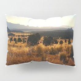 Sawtooth Mountains - New Mexico Pillow Sham