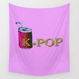 K-Soda Pop Wall Tapestry